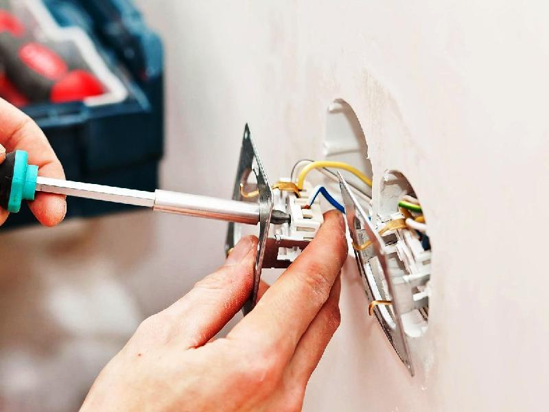 Розетки и выключатели в квартире: устройство, замена, перенос, схемы подключения