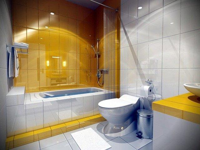 Освещение в ванной - 115 фото, варианты проектирования и расчет основных параметров