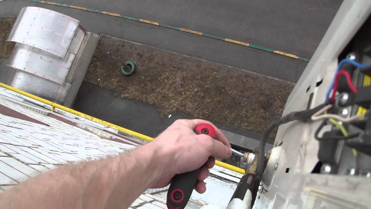 Как снять сплит систему самому: процедура демонтажа