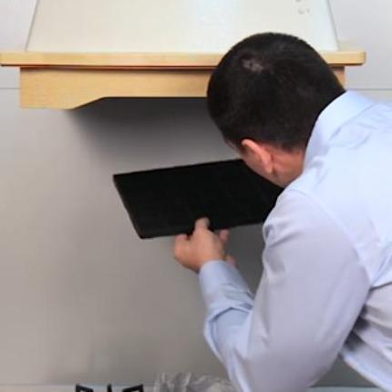 Фильтр для кухонной вытяжки — излагаем детально