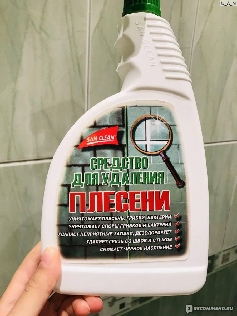 Как избавиться от плесени в ванной комнате: самые действенные методы