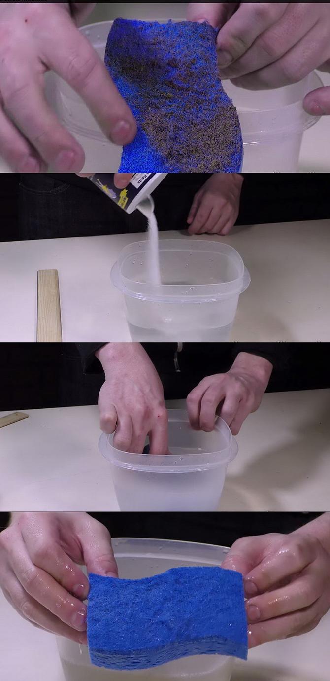 Несколько полезных способов применения соли в быту