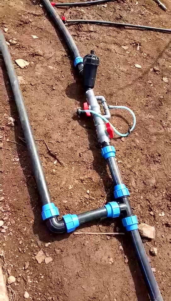 Трубы для полива на даче: сравнительный обзор различных видов труб
