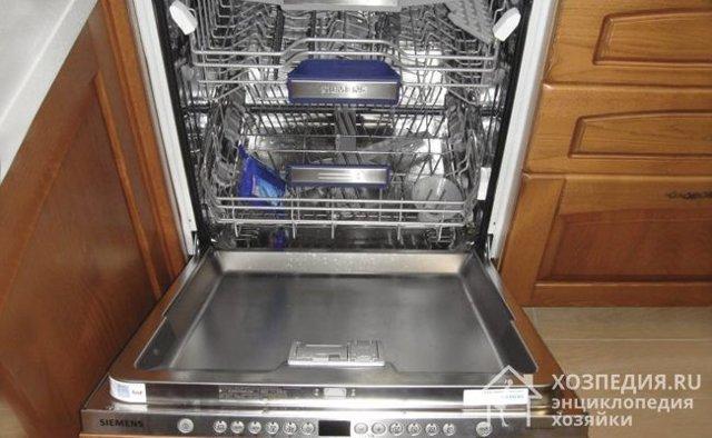 Первый запуск посудомоечной машины — bosch, «сименс», «электролюкс»