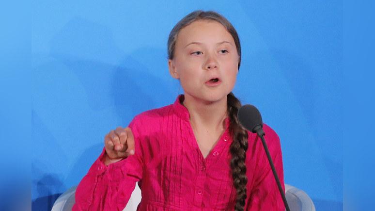Грете тунберг вручили альтернативную нобелевскую премию -  общество - тасс