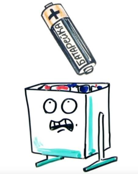 Почему нельзя выбрасывать батарейки