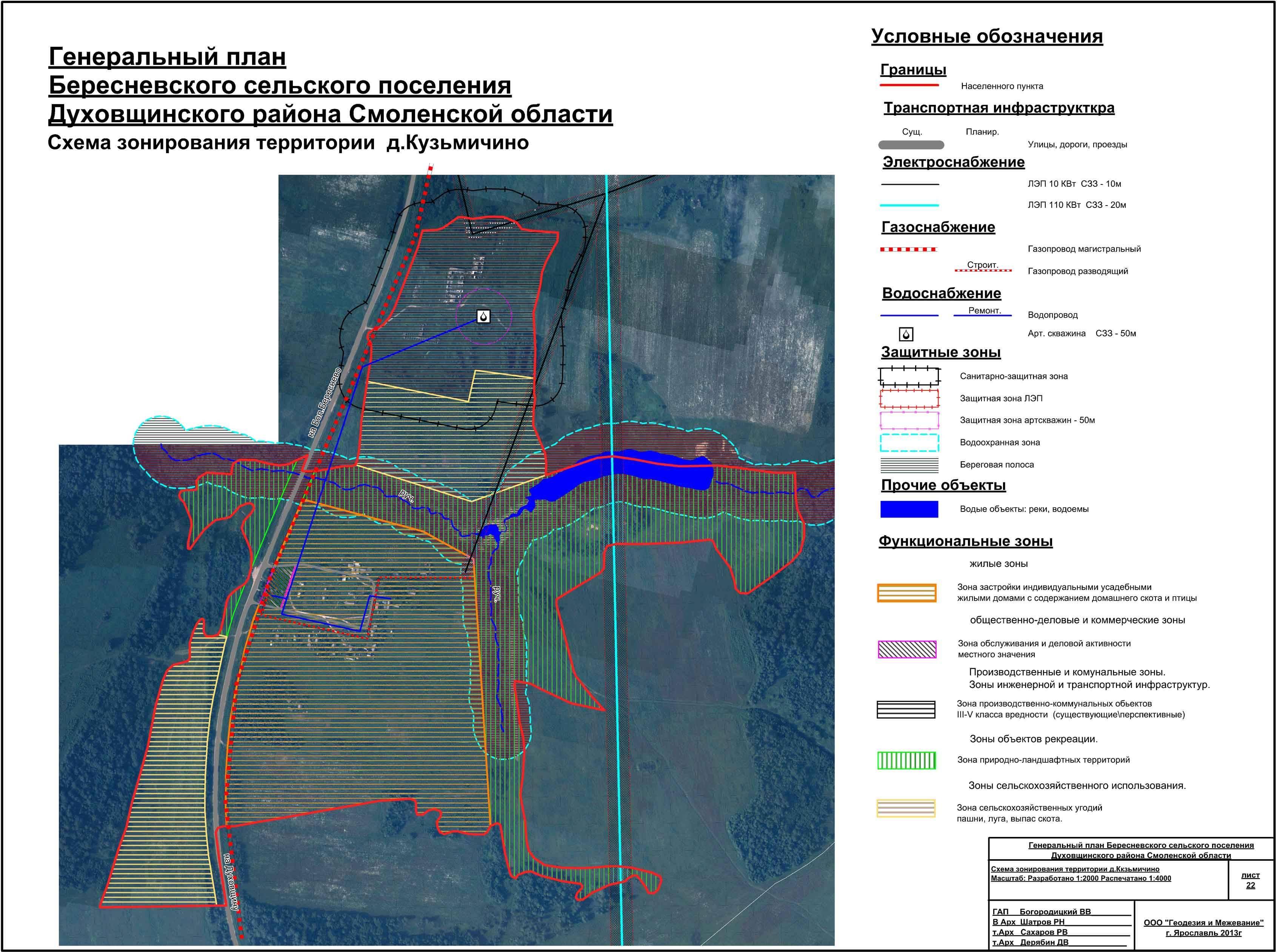 Охранная зона водопровода - пояса зонирования, правила строительства водопровода и канализации, ответственность