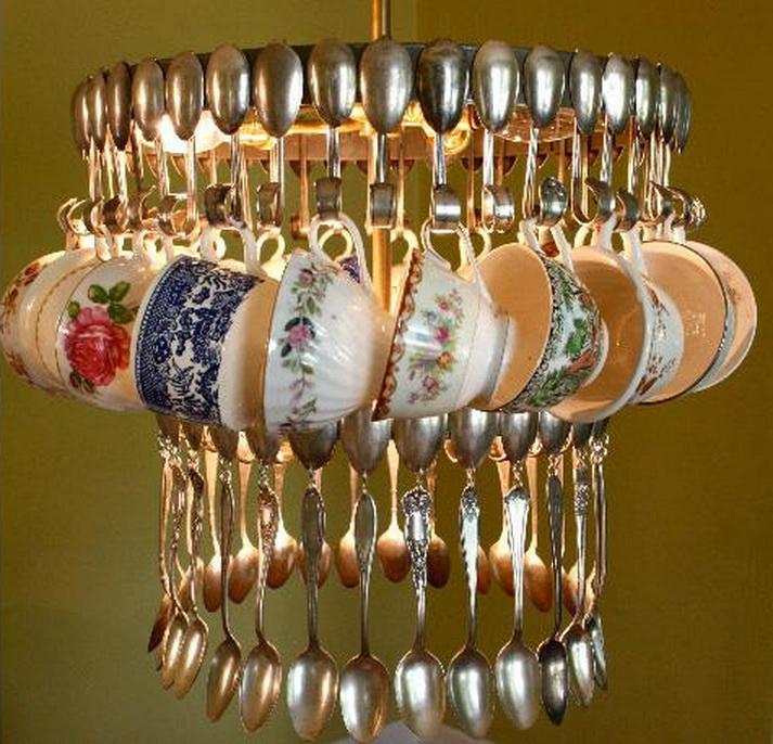 Декор из ничего: как превратить обычные вещи в крутые предметы интерьера