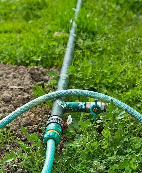 Как сделать своими руками летний водопровод на даче