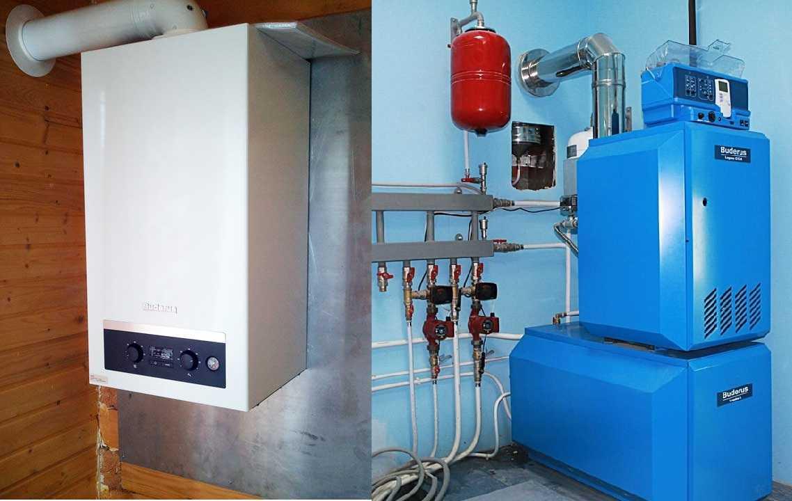 Выбор котла отопления для частного дома: подбор по площади, по мощности, как подобрать по параметрам отопительный котел