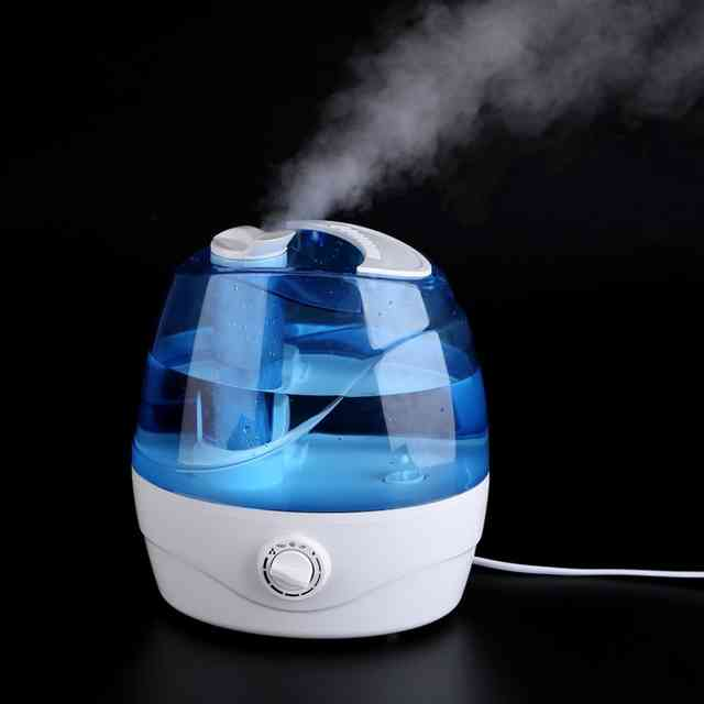 Увлажнитель воздуха: зачем он нужен и как его выбрать
