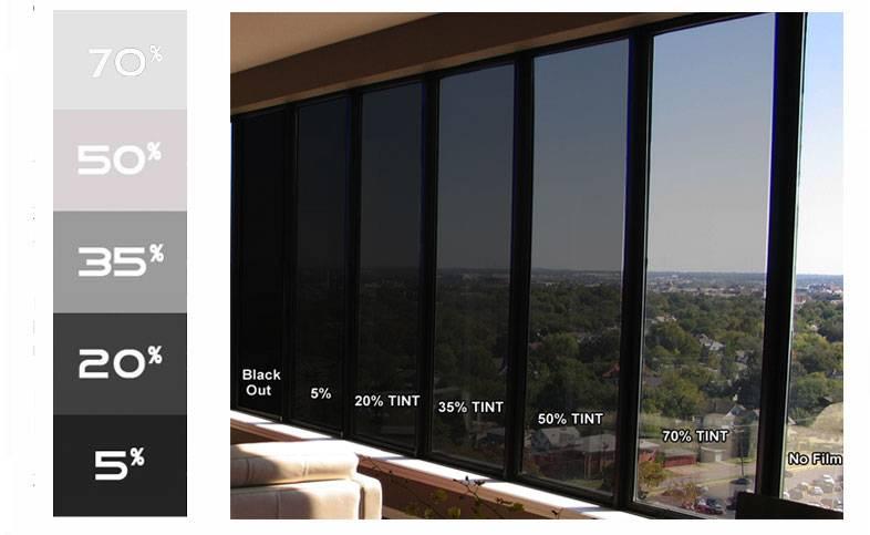 Тонировка окон в квартирах: виды, уход и стоимость