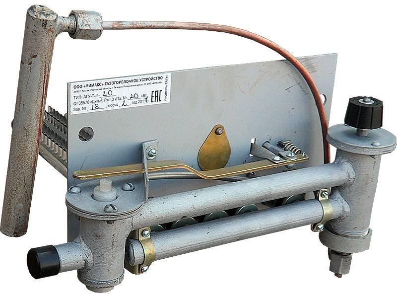 Устройство газовой горелки: конструкция, виды и принцип работы прибора