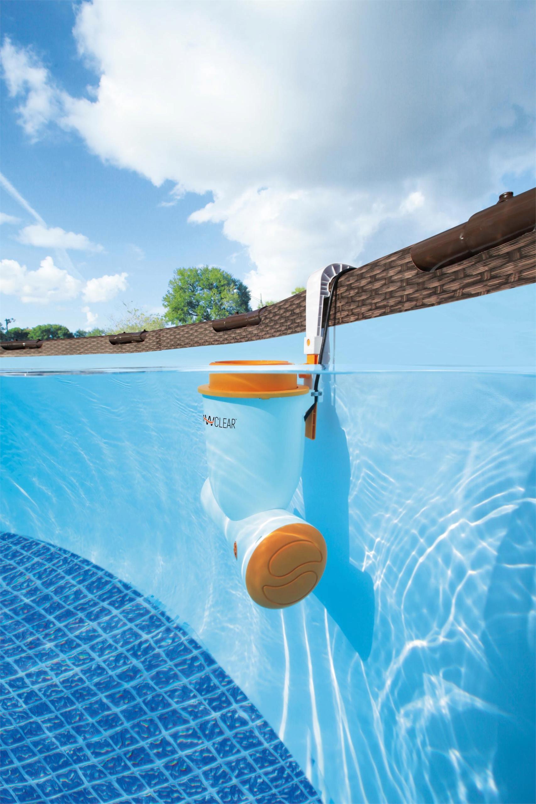 Инструкция по грамотному подключению песочного фильтра к бассейну