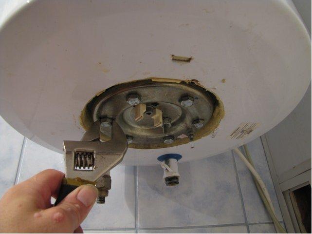 Инструкция по замене тэна водонагревателя - вентиляция, кондиционирование и отопление