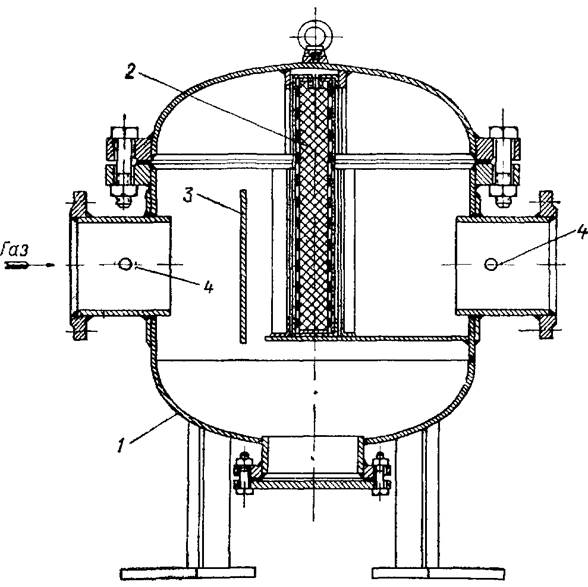 Газовый фильтр для котла - лучшее отопление