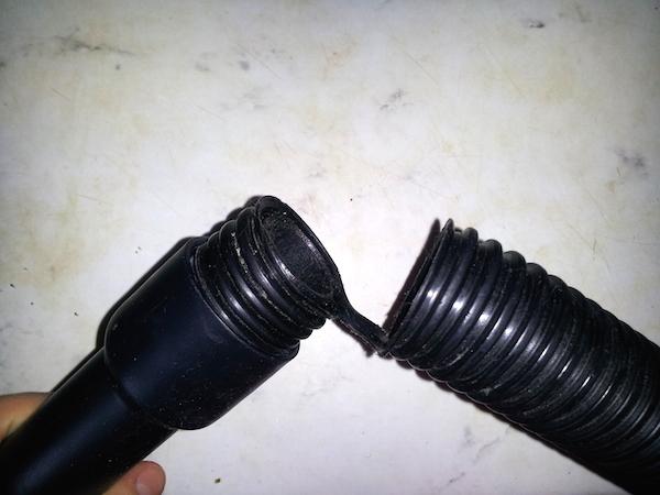 Как починить шланг для пылесоса: причины поломок + инструктаж по ремонту своими руками