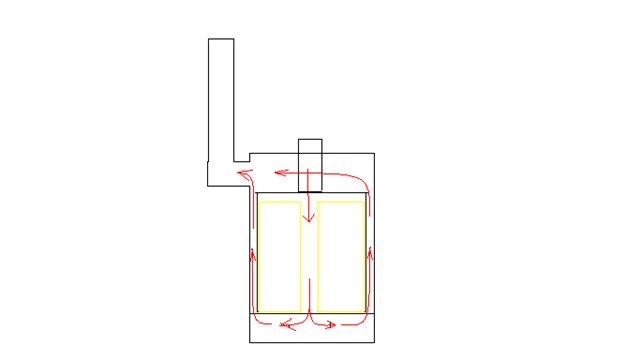 Проста в изготовлении, удивительно эффективна: бубафоня – самодельная печь длительного горения