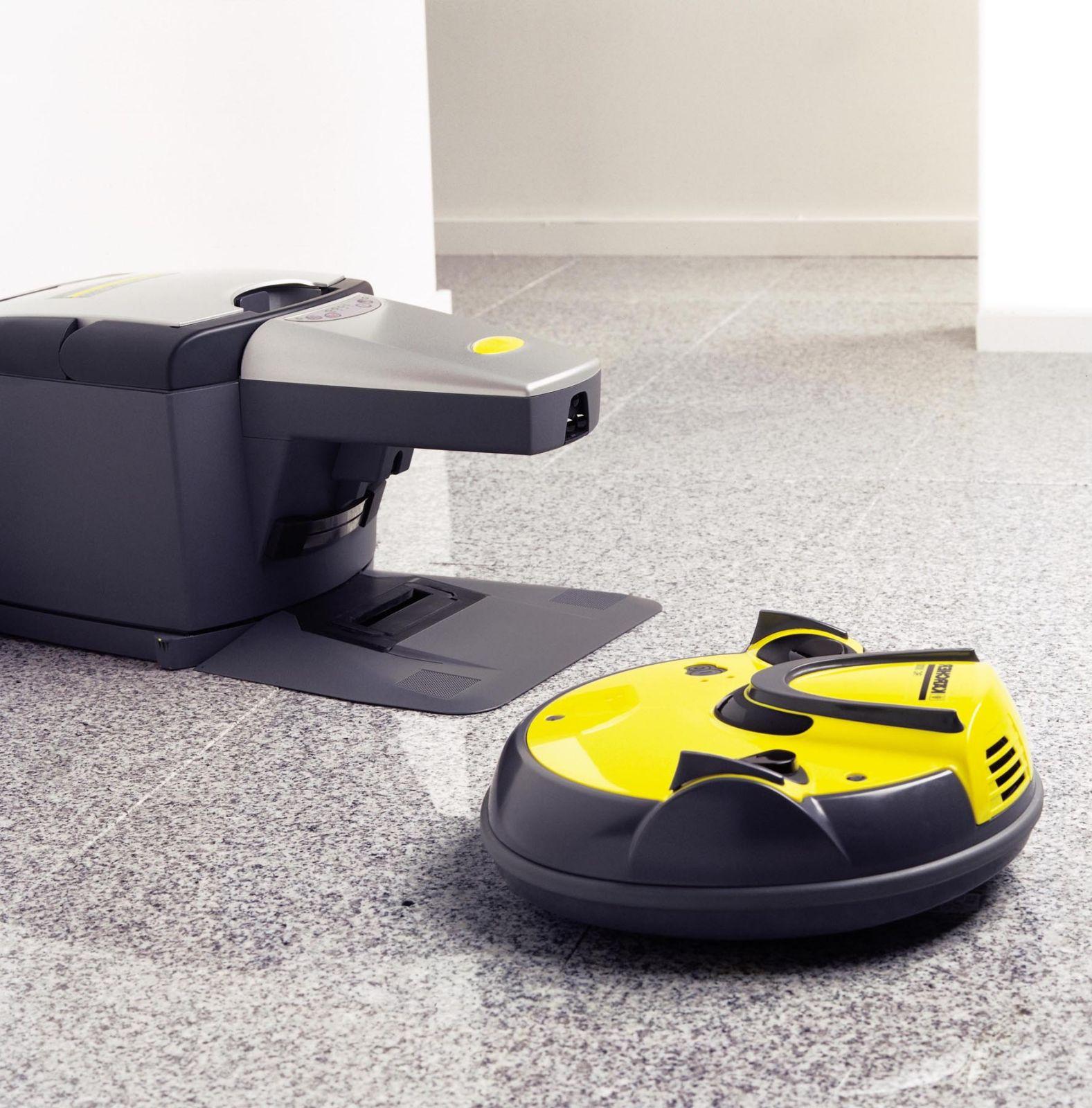 Робот-пылесос karcher rc 3000 - робот-пылесос керхер - просто находка для современных хозяек фото