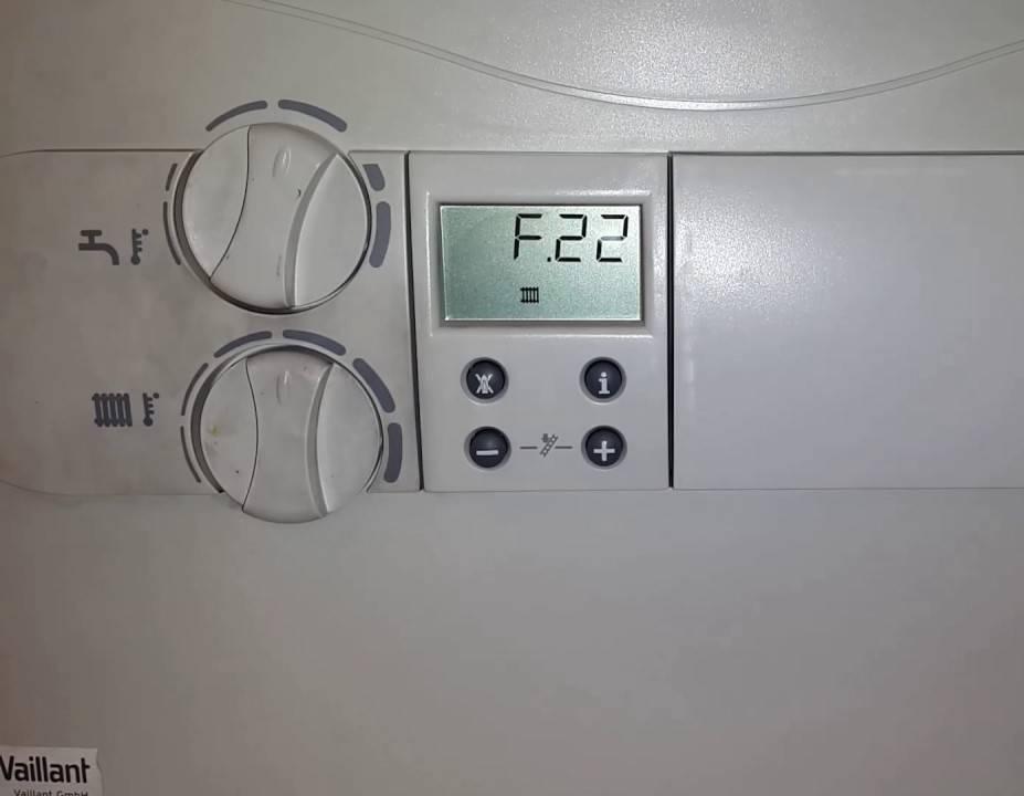 Что делать с ошибкой f72 на газовом котле vaillant (вайлант)