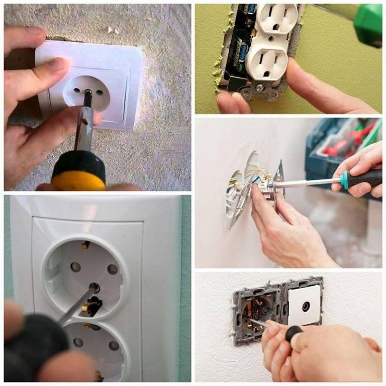 Правильное расположение розеток в квартире - стандарты и требования к размещению розеток (115 фото)