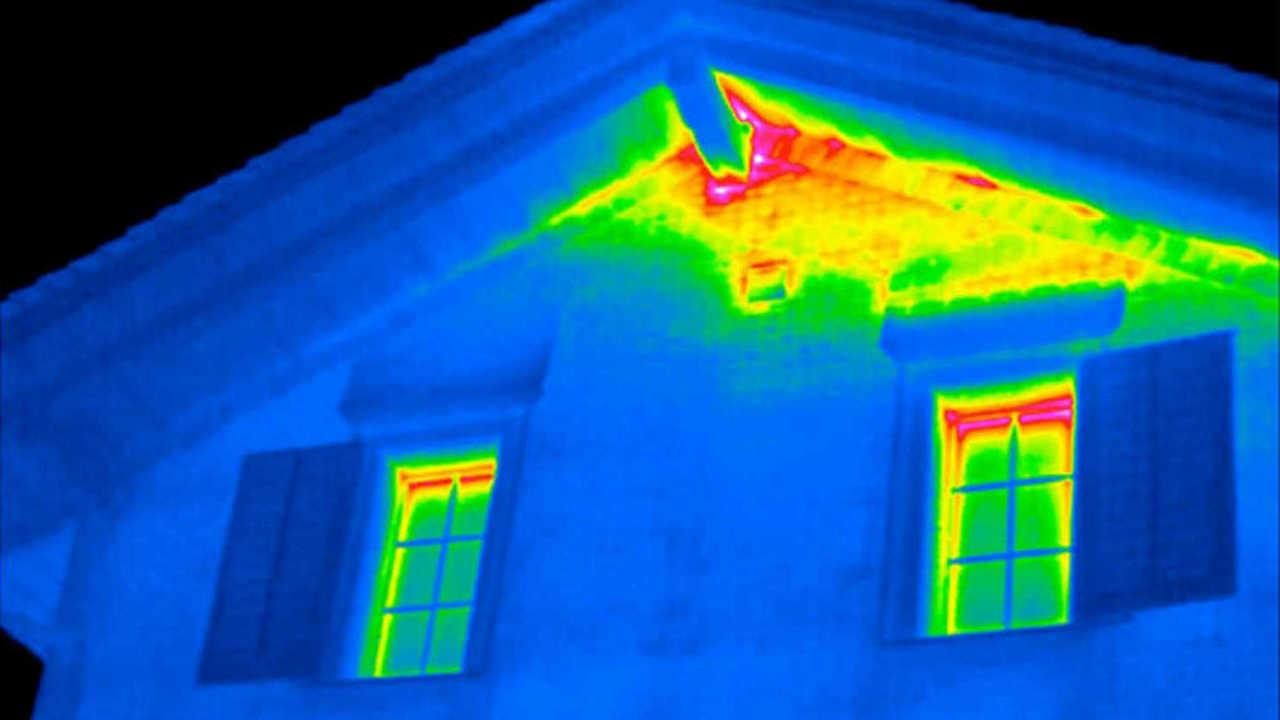 Про тепловизоры для обследования зданий и сооружений