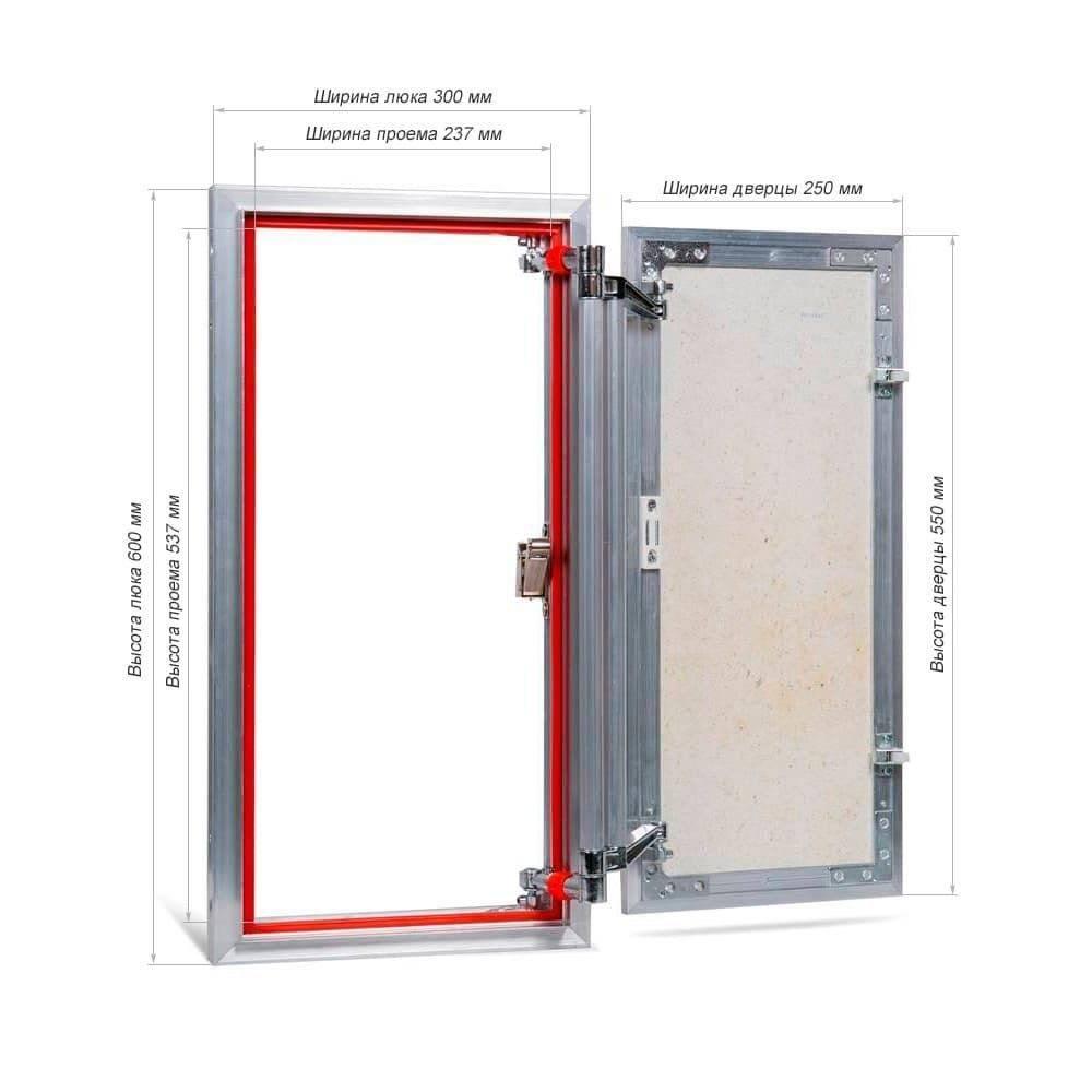 Скрытый люк под плитку: инструкция по изготовлению своими руками