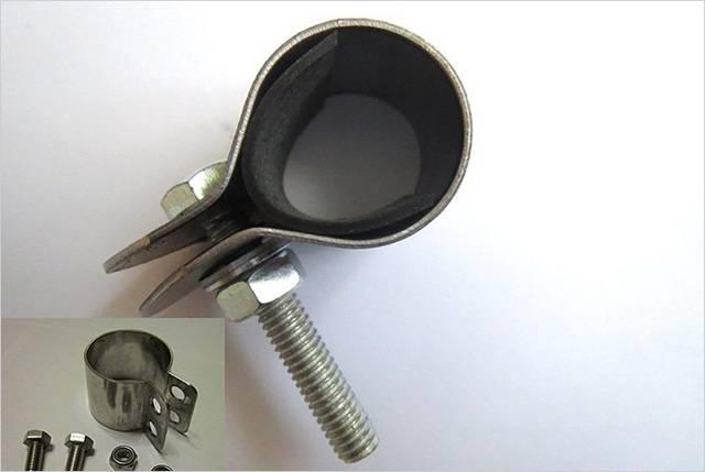 Как выбрать и установить хомуты для крепления труб