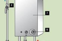 Ремонт газовой колонки: чистка, замена, установка