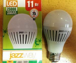 """Светодиодные лампы """"jazzway"""": отзывы, плюсы и минусы, обзор моделей - точка j"""