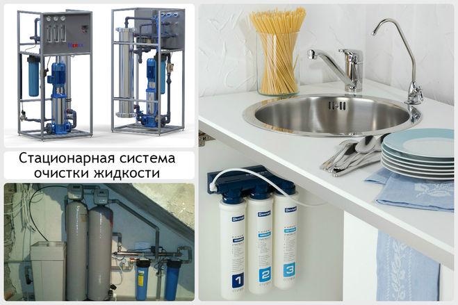 Установка фильтра для воды под мойку своими руками: пошаговая инструкция, фото, видео » интер-ер.ру