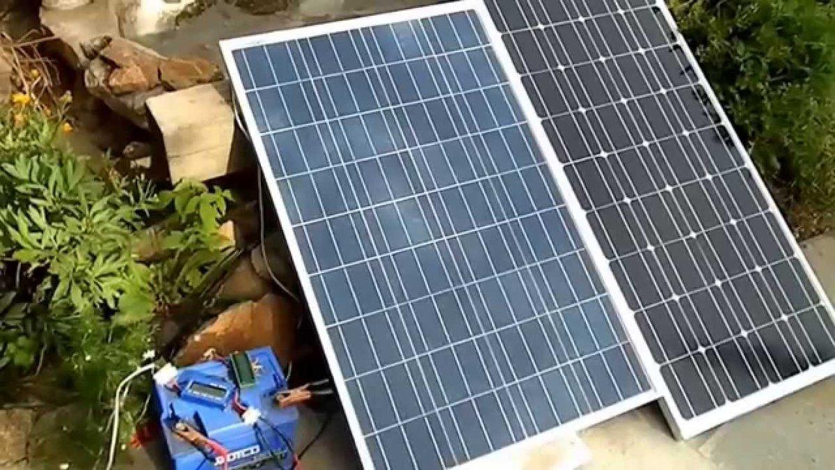 Какие бывают типы, виды солнечных батарей и панелей
