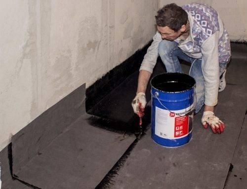 Жидкая гидроизоляция для ванной комнаты — виды и применение (видео, фото)