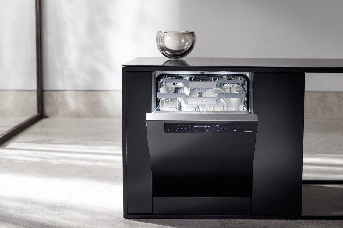 Обзор встраиваемых посудомоечных машин miele