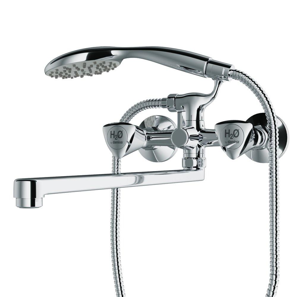 Рейтинг топ 7 лучших смесителей с душем для ванны