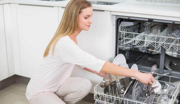 Пользуемся посудомоечной машиной правильно