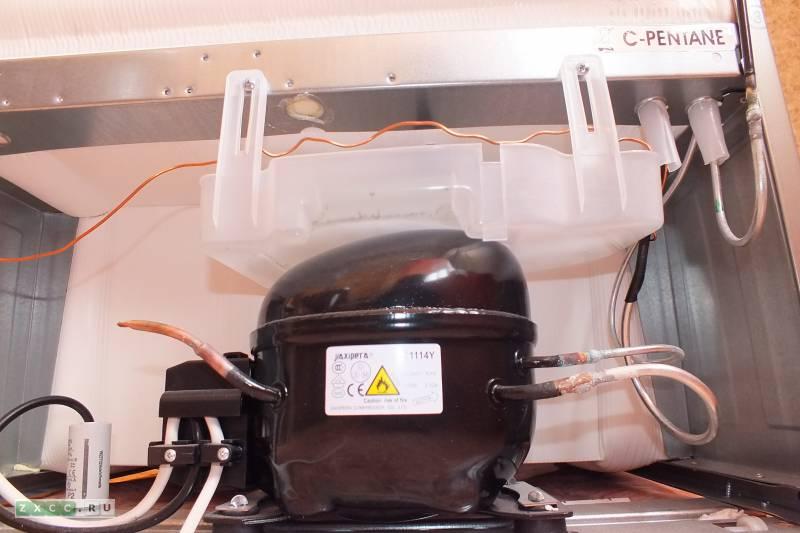Компрессор для холодильника: разновидности, признаки поломки, пошаговая замена