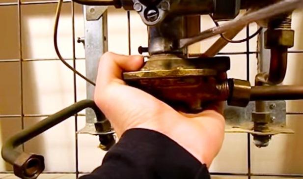 Как заменить мембрану в газовой колонке «Нева»