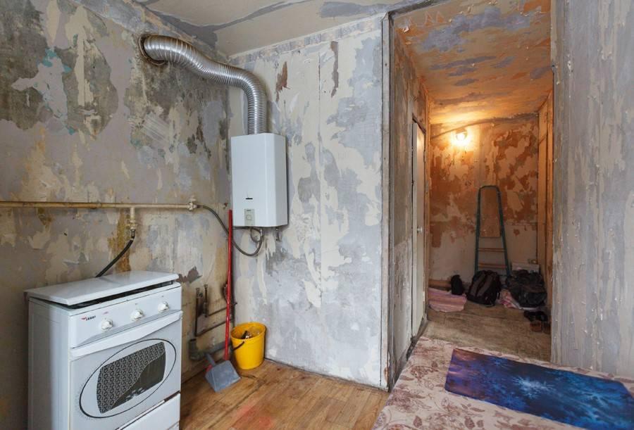 Замена газовых стояков в жилых домах 2020