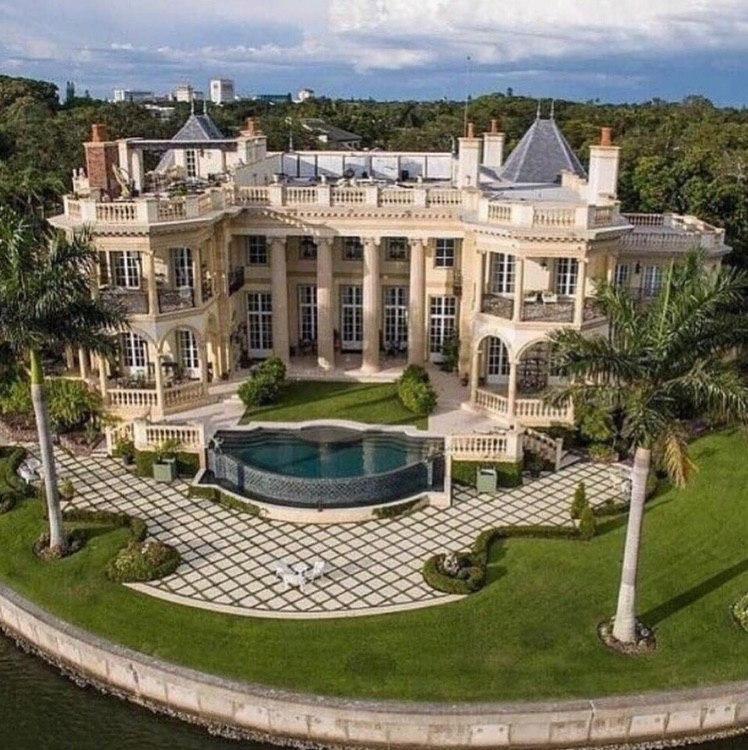 10 самых дорогих домов в мире, где живут самые богатые и влиятельные люди