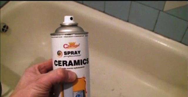 Краска для чугунной ванны: как покрасить в домашних условиях