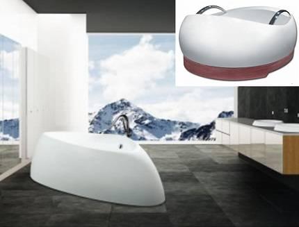Квариловые ванны: преимущества и недостатки современного материала