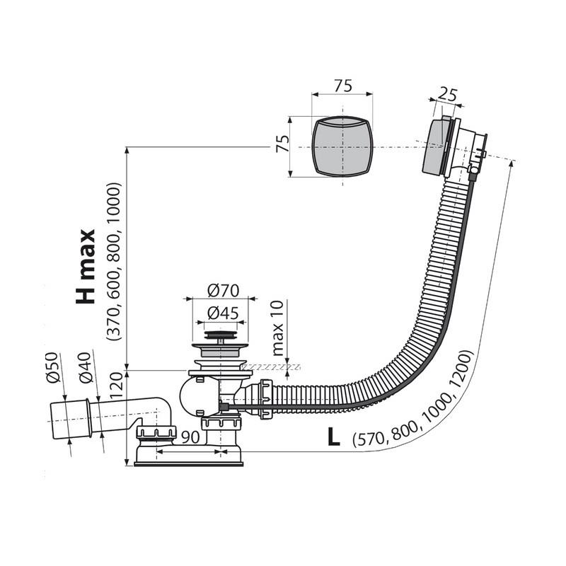Слив для раковины: советы мастера по сборке и установке