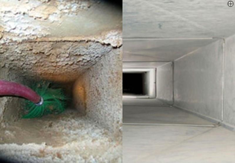 Очистка и дезинфекция вентиляции в многоквартирных домах от жира, мусора, пыли - как прочистить самостоятельно