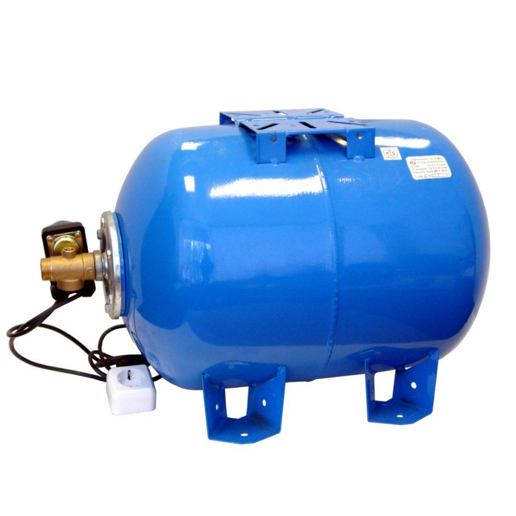 Схемы подключения гидроаккумулятора в систему водоснабжения