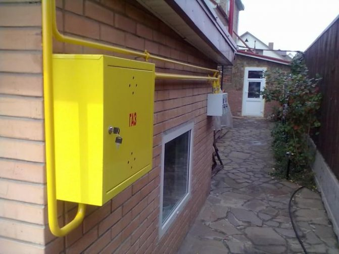 Автономная газификация частного дома: обустройство системы газоснабжения баллонами и газгольдером