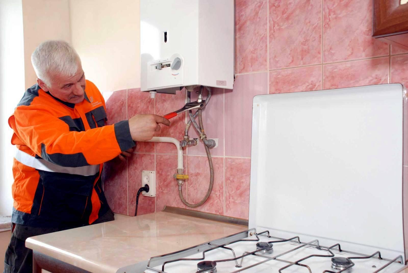 Перенос газовой трубы в квартире, доме: особенности