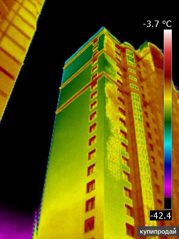 Тепловизор для обследования зданий и сооружений – что это такое, и как им пользоваться