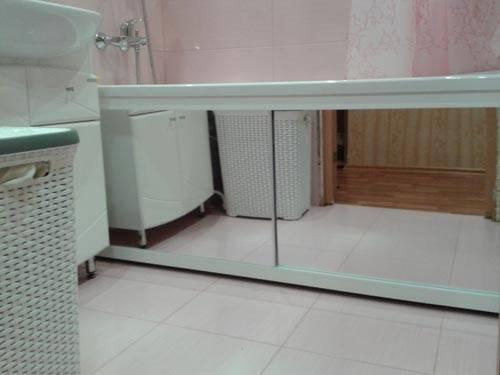 Установка экрана на акриловую ванну – инструкция + видео / vantazer.ru – информационный портал о ремонте, отделке и обустройстве ванных комнат