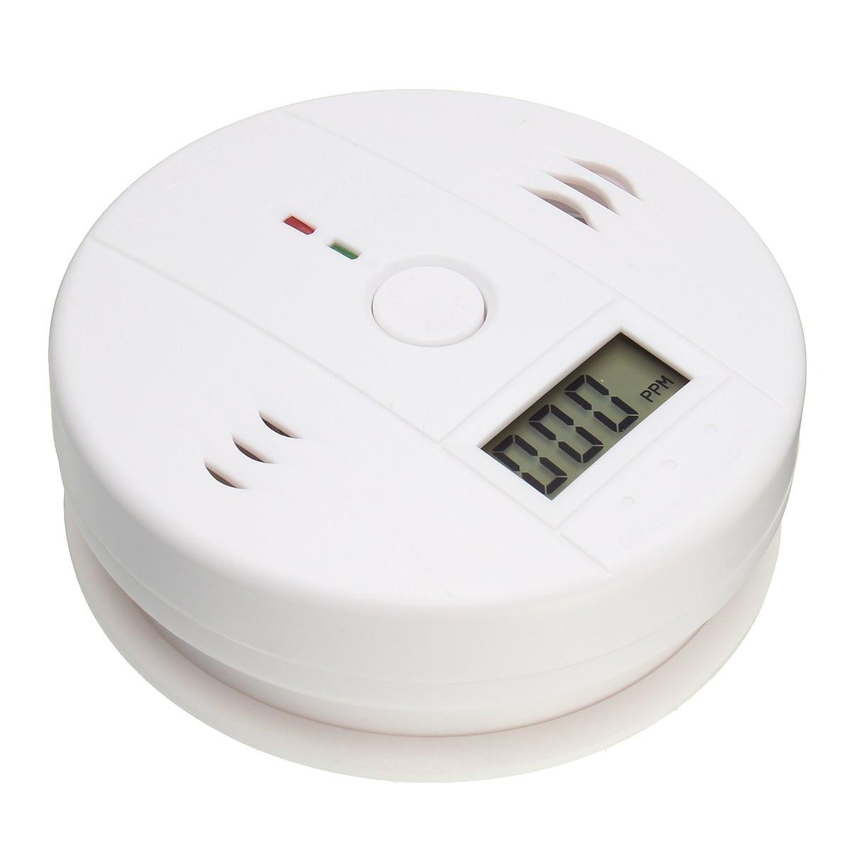 Где и как установить датчик угарного газа в доме